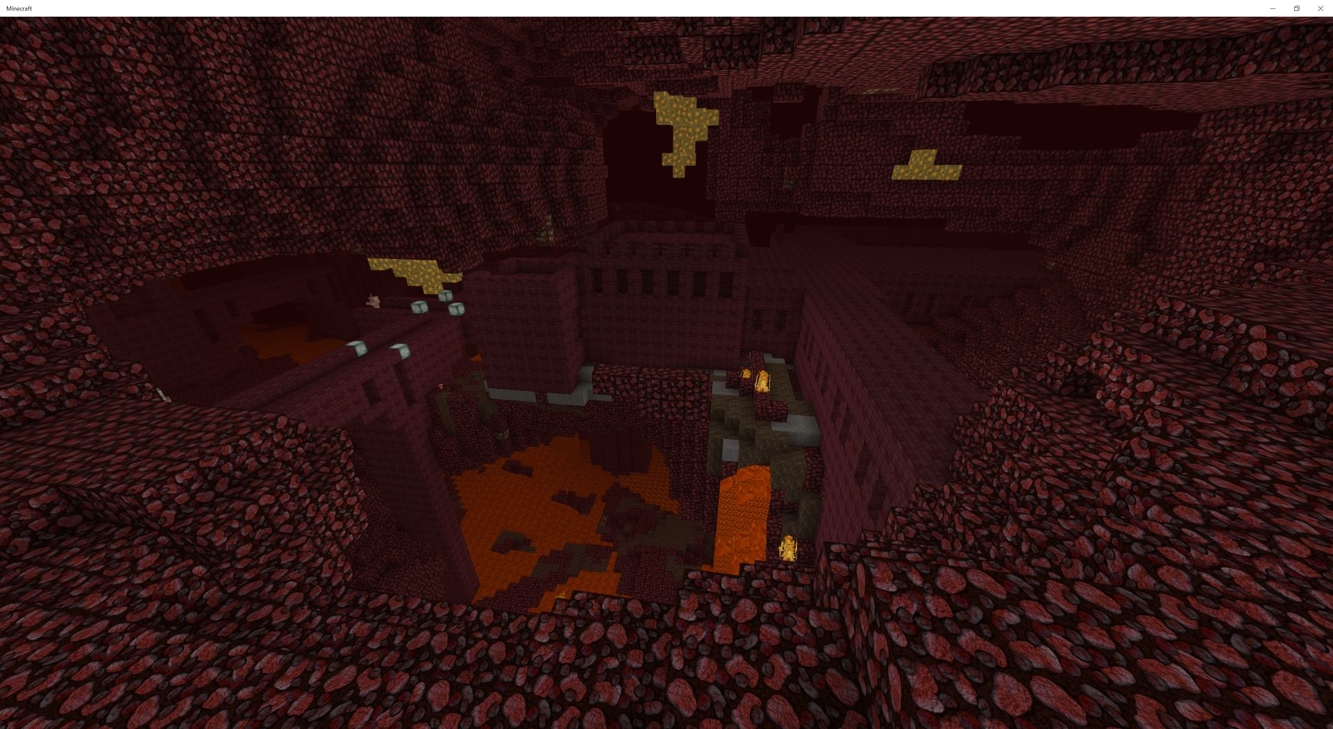 Castle At The Nether