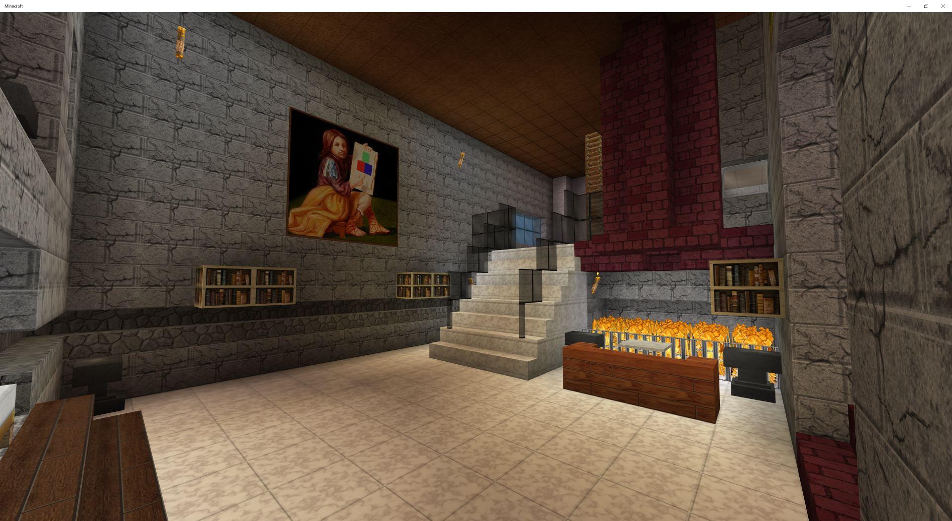 Dracula Guest Room